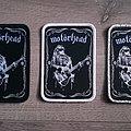 Motörhead - Lemmy / Legend Patch (All Borders)
