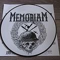 """Memoriam - Tape / Vinyl / CD / Recording etc - Memoriam - The Hellfire Demos II 7"""" Picture Vinyl"""