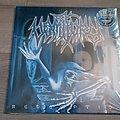 "Vomitory - Redemption 12"" Silver / Blue & Black Splattered Vinyl + Poster"