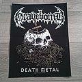 Gravebomb - Death Metal Back Patch