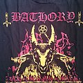 Bathory - Yellow Front Goat T-Shirt