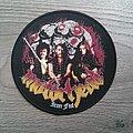 Motörhead - Iron Fist Round Patch (Patchmaster)
