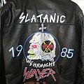 Kutte Slayer Battle Jacket