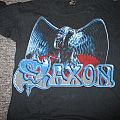 Saxon -Rock the Nations- 1986/87 TShirt or Longsleeve