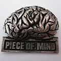 Piece of Mind 3D Pin Other Collectable