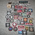 Motorhead patch collection