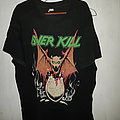 Overkill - Birth of tension World Tour 1990 TShirt or Longsleeve