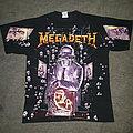 Megadeth - TShirt or Longsleeve - Megadeth - Hangar 18 Allover