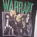 Warrant - Dirty Rotten Filthy Stinking Rich shirt Size M