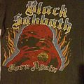 Black Sabbath - Born Again parking lot bootleg TShirt or Longsleeve