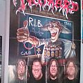 Tankard R.I.B. Poster *signed* Other Collectable