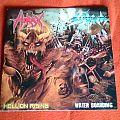 Hirax / Sodom - Hellion Rising / Water Boarding Vinyl Single Tape / Vinyl / CD / Recording etc