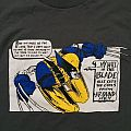 Earth Crisis 'My Will Is The Blade' T-Shirt XL