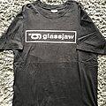 Glassjaw - TShirt or Longsleeve - Glassjaw 'UK Tour' T-Shirt L