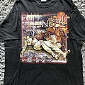 Medulla Nocte - TShirt or Longsleeve - Medulla Nocte 'Dying From The Inside' T-Shirt XL