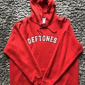Deftones - Hooded Top - Deftones Hoodie XL