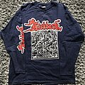 Kickback - TShirt or Longsleeve - Kickback 'Hell On Earth' Longsleeve XL