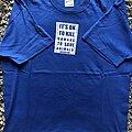Statement - TShirt or Longsleeve - Statement 'It's OK To Kill Humans' T-Shirt XL