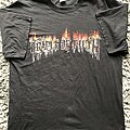 Cradle Of Filth - TShirt or Longsleeve - Cradle Of Filth 'Midian' T-Shirt XL