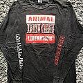 Earth Crisis - TShirt or Longsleeve - Earth Crisis 'Animal Liberation' Longsleeve XL