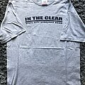 In The Clear - TShirt or Longsleeve - In The Clear 'Out Of Our Past' T-Shirt L