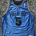 Fury Of Five - TShirt or Longsleeve - Fury Of Five Basketball Jersey XXL