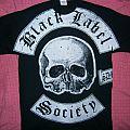Black Label Society shirt