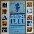 Jethro Tull - Tape / Vinyl / CD / Recording etc - 20 Years of Jethro Tull vinyl