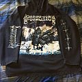 """Dissection - Hooded Top - Dissection """"Storm Of The Lights Bane"""" OG Hooded Sweatshirt"""