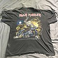 Iron Maiden - TShirt or Longsleeve - Iron Maiden No Prayer On The Road 1990 Tour Shirt European Leg