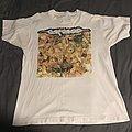 "Carcass - TShirt or Longsleeve - Carcass ""Nauseating North American"" Tour Shirt 1990"