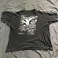 Death Side - TShirt or Longsleeve - Burning Spirits Tour '95 Shirt W/ Death Side, Nightmare