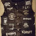 Crusty Thrashy Jacket update