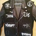 Aus-Rotten - Battle Jacket - Crust Jacket