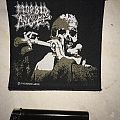 Morbid Angel vintage new patch 1990