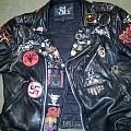 My Leather Glow in the dark Battlejacket