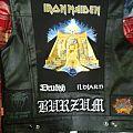 WIP Battle Jacket