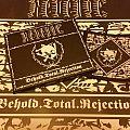 """Revenge - Tape / Vinyl / CD / Recording etc - Revenge """"Behold.Total.Rejection"""" LP&CD"""