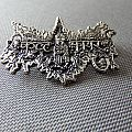 Cult Of Fire - Other Collectable - Ascetic Meditation of Death metal pin