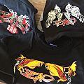 Zao shirts / hoodie XL