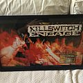 "Killswitch Engage - Other Collectable - Killswitch Engage ""Alive or Just Breathing"" Promo Poster 2002"