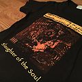 """At The Gates """"Slaughter Of The States Tour"""" t-shirt XL"""