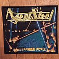 Agent Steel Patch - Unstoppable Force