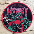 Autopsy Patch - Mental Funeral