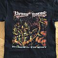 Vicious Rumors Shirt - Soldiers Of The Night