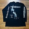 Agathodaimon -  Blacken the Angel LS XL  TShirt or Longsleeve