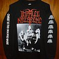 Impaled Nazarene - Christ is the Crucified Whore Long Sleeve 1993