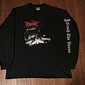 Horde - Hellig Usvart 1994 Long Sleeve XL Christian Black metal - Unblack Metal TShirt or Longsleeve