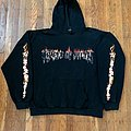 Cradle of Filth - Midian hoodie XL Hooded Top