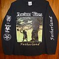 Ancient Rites - TShirt or Longsleeve - Ancient Rites - Fatherland Long Sleeve 1998